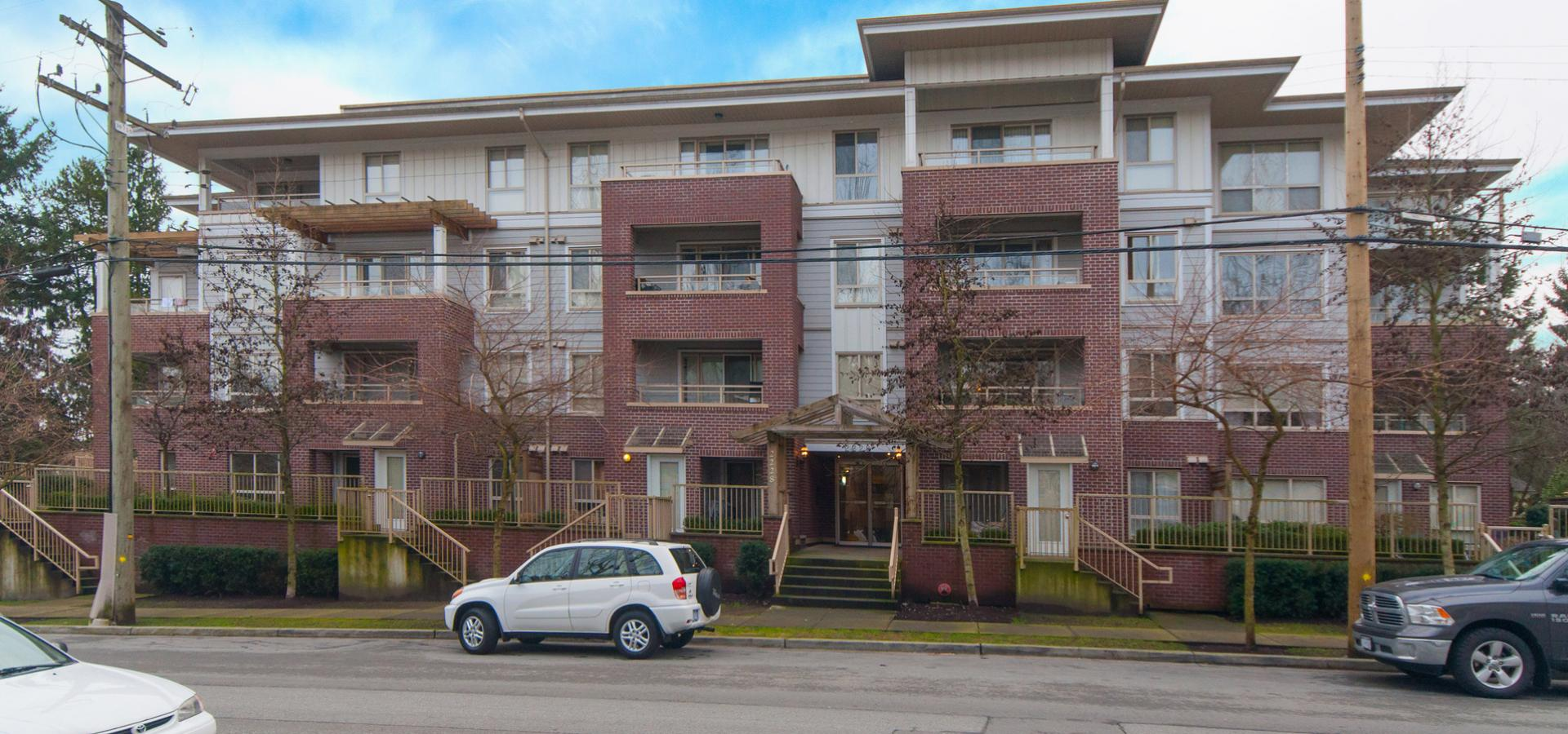 307 - 2228 Welcher Avenue, Central Pt Coquitlam, Port Coquitlam